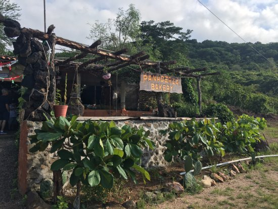 Vallarta Adventures: This is a cute little bakery way up in the mountains.