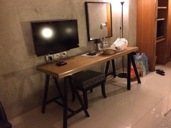 โรงแรมไวท์ พาเลซ: The room