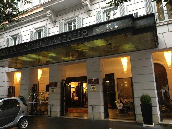 Grand Hotel Via Veneto Picture Of Grand Hotel Via Veneto Rome Tripadvisor