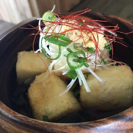 Flaxton, Australia: Agadashi tofu