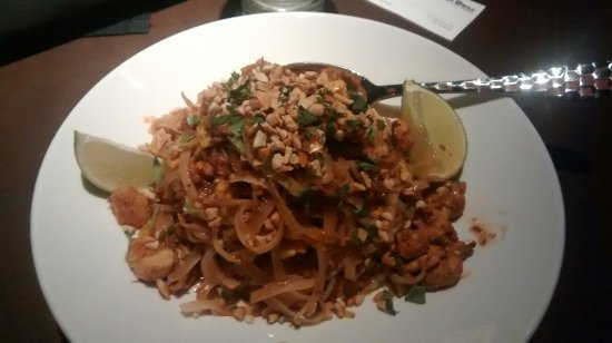 Kona Grill: Excellent pad thai