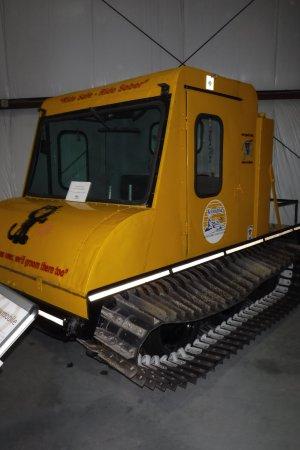 "Yukon Transportation Museum: The original ""cat"""