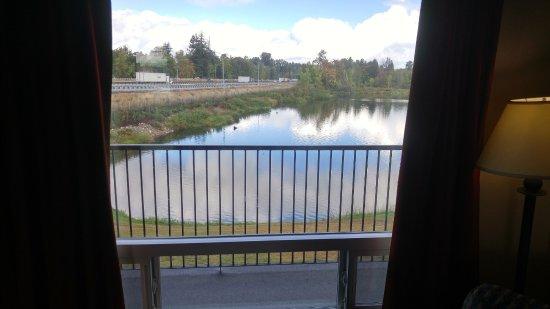 Centralia, WA: The view