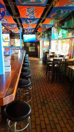 Lantana, FL: Dining area