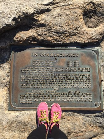 Chimney Rock張圖片