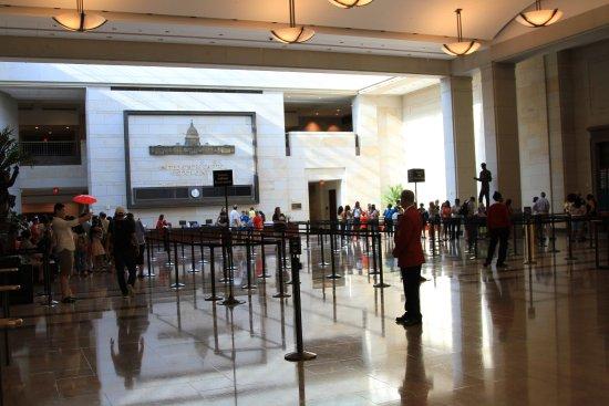 U.S. Capitol Visitor Center: U.S. Capitol Visitor Cente