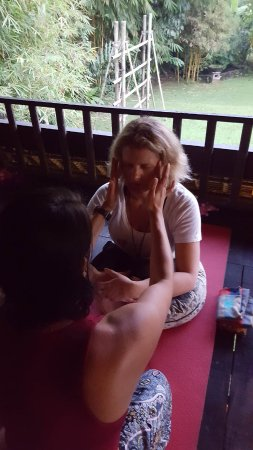 Sharing Bali: Time for some meditation and aromatherapy