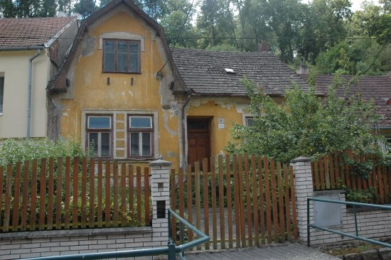 Moravia, جمهورية التشيك: Trebic Jewish Quarter