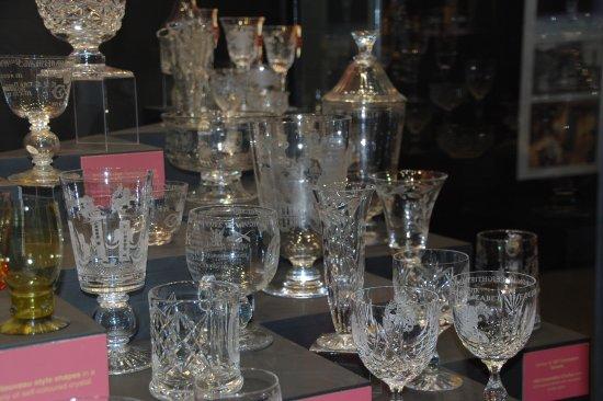 Грейт-Торрингтон, UK: Crystal through the years.