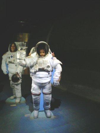 Gujarat Science City: EXPERIENCE SPACE WITH SUNITA WILLIAMS SCIENCE CITY AHMEDABAD