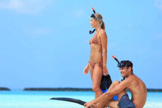 Kurumba Maldives: Snorkelling