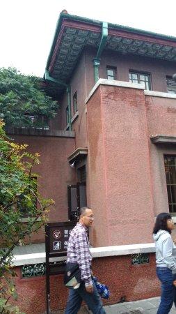Shenyang, Çin: 趙四小姐樓 由偏門進出 不設正門
