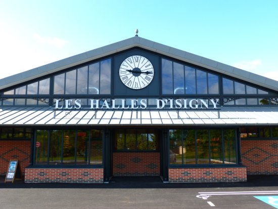 Isigny-sur-Mer, Francia: Vente directe aux Halles d'Isigny