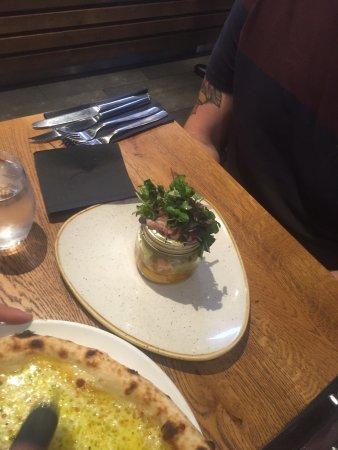 Brandesburton, UK: Bert's Pizzeria & Cafe