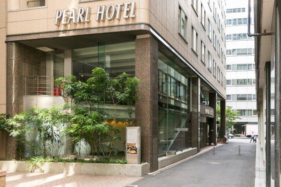 珍珠酒店 八重洲