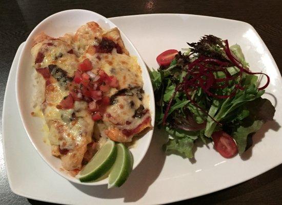 Vincentia, Austrália: Vegetarian Chimichanga