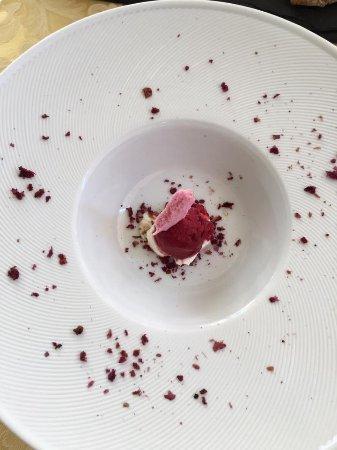 Puos d'Alpago, Italia: benvenuto della cucina