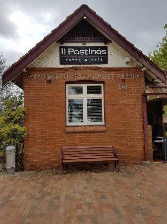 Wentworth Falls, Australia: Il Postinos