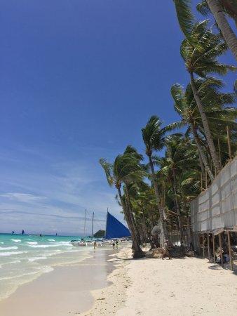 The District Boracay: Beach Area