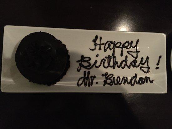 The District Boracay: Birthday Cake :)