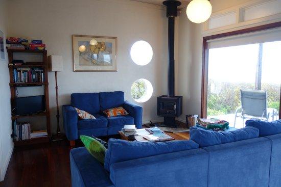 Kingscote, Australia: Lounge