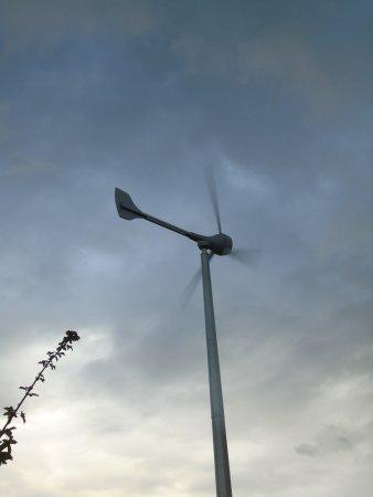 Saxmundham, UK: Green energy