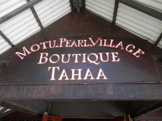 welcome to Motu Pearl Farm