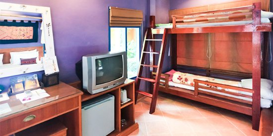 Lawana Resort: BunkBed