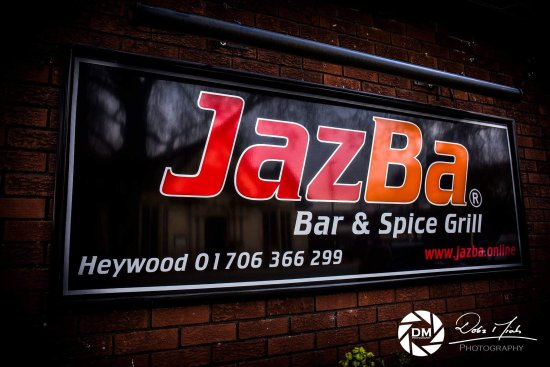 Heywood, UK: JazBa