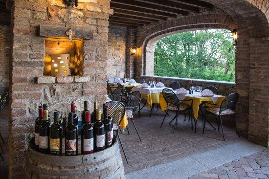 Terrazza Estiva Picture Of Ristorante San Giorgio