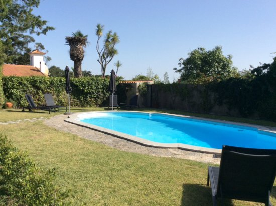 Quinta Colina Flora: The small but perfectly formed pool