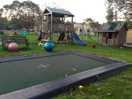 Ventnor, Australia: Trampoline