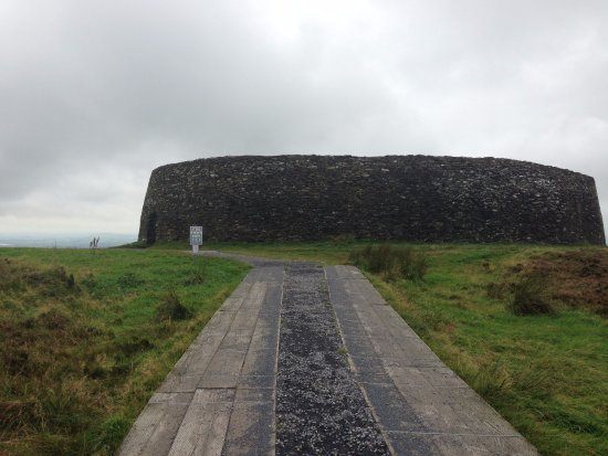 Grianan Of Aileach: Round Fort