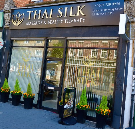 Thai Silk Massage