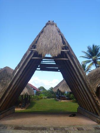 Saint George Parish, Dominica: L'entrée