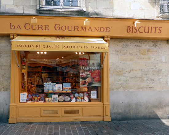 La cure gourmande tours restaurant avis num ro de for Salon rochepinard tours