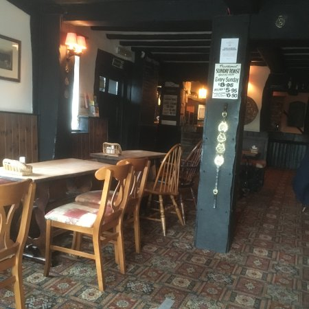 Allensmore, UK: Inside the restaurant area
