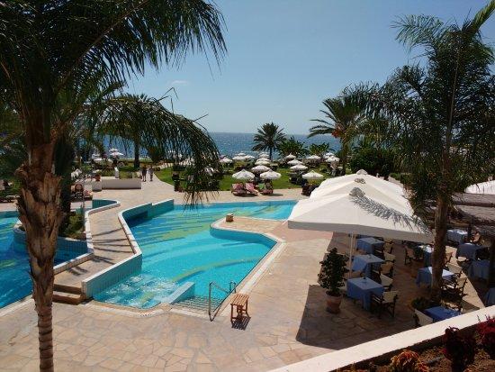 Constantinou Bros Athena Royal Beach Hotel Imagem