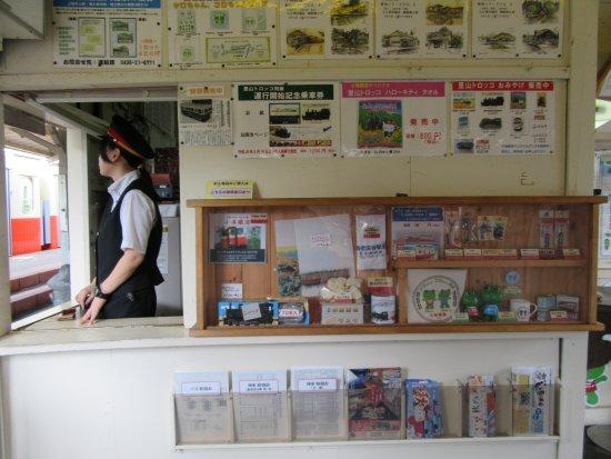 Ichihara, Japan: 養老渓谷駅舎
