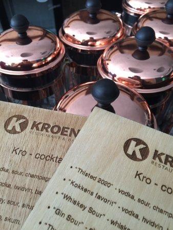 Thisted, Dinamarca: Kroen Restaurant & Vinbar