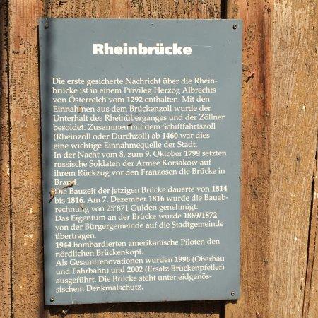 Gailingen, Germany: Rheinbrücke