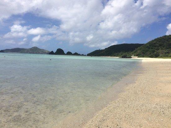 Zamami-son, Japan: La spiaggia più bella dell'isola
