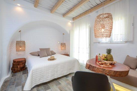 Plaka, Grekland: White Bamboo Suite