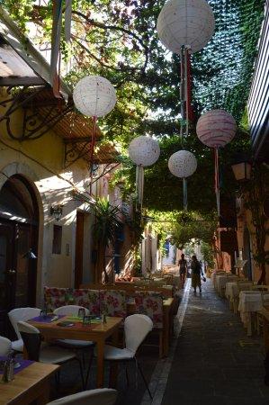 เรทิมโน, กรีซ: Rethymnon Old Town