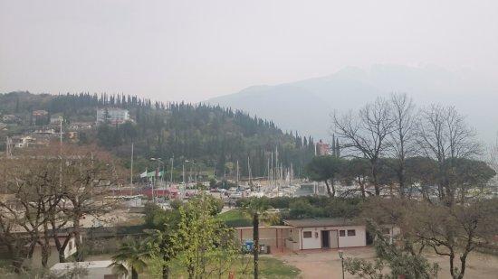 Hotel Oasi Wellness & Spa: Вид с балкона