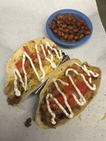 Belton, تكساس: Grilled Steak Tacos