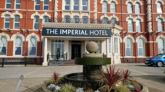 The Imperial Hotel Spa