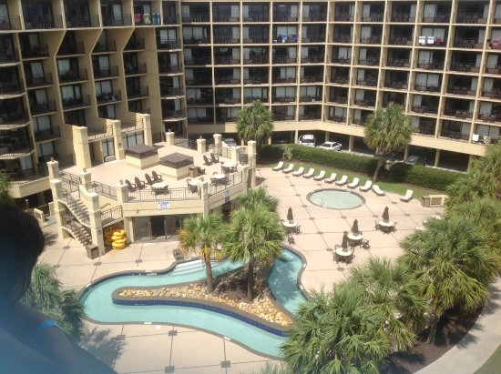 Doubletree Resort By Hilton Myrtle Beach Oceanfront Lazy River And Indoor Pool