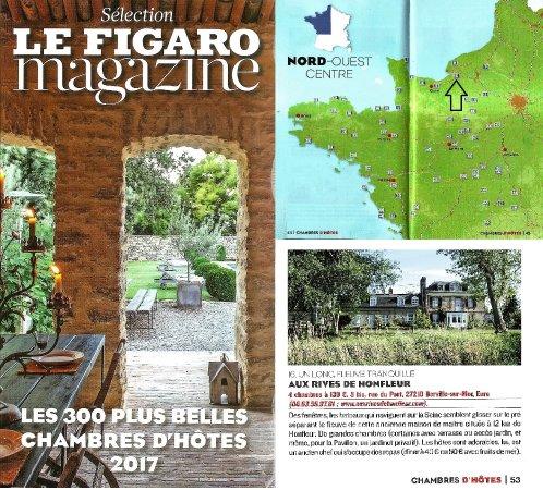 Berville-sur-Mer, فرنسا: Une des 300 plus belles chambres d'hôtes 2017