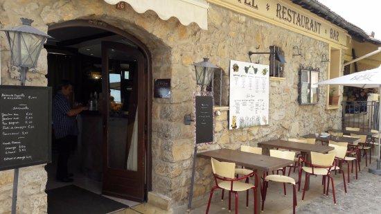 Restaurant Le Sarrasin St Agnes